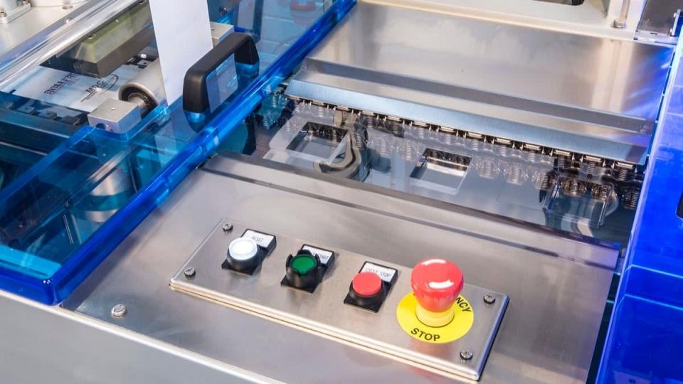 Rigid, Semi Rigid, Flexible Forms all Possible on the Same Machine