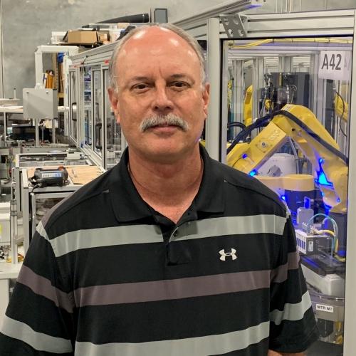 Bruce Naylor, Founder RND Automation