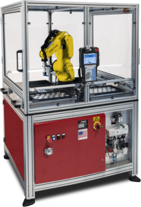 Small FANUC Robot Cell
