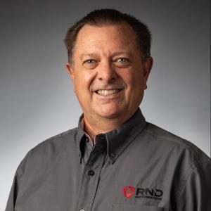 Steve Black, Director of Finance