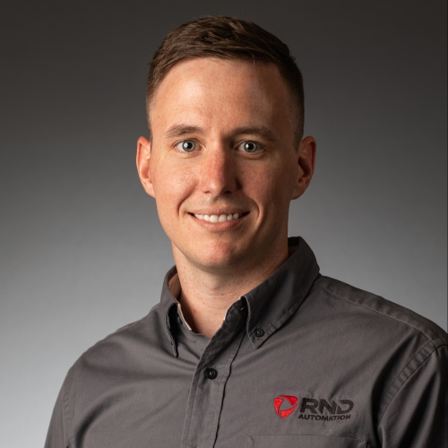Travis Robert, Manufacturing Manager