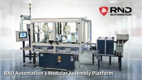 RND Automation's Modular Assembly Platform