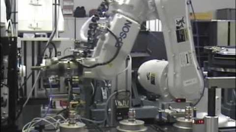 RND - Automated Valve Assembly Machine
